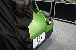 Nuova Murray t 27: anticipazioni di un'elettrica con prestazioni da record