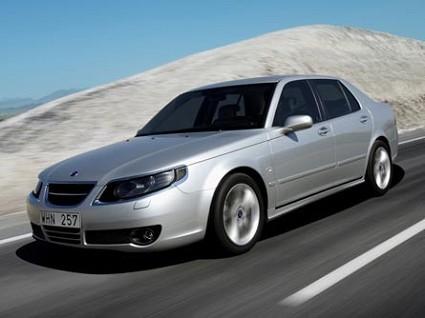 Nuova Saab 9-5 2010: dotazioni tecnologiche e motori turbocompressi